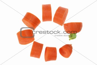 Slices of Carrot