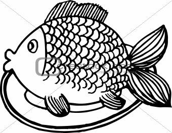Fish as a dish