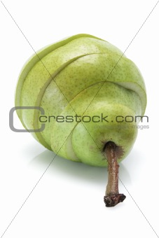 Slices of Pear