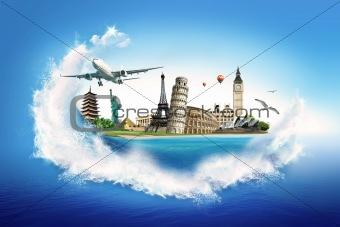 Travel – world monuments