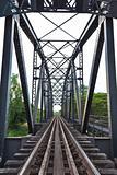 Railroad in Thailand