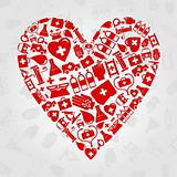 Medical heart2