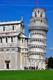 Leaning Tower of Pisa , Italy
