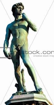 Michaelangelo David's Statue
