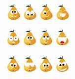 Pear smile