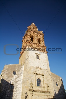 great belfry at Jerez