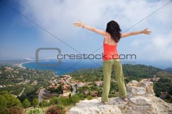greeting Medas Islands