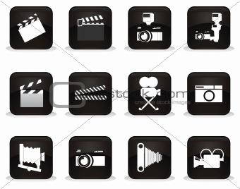 Cinema buttons