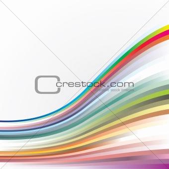 Framework a rainbow