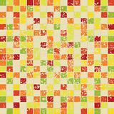 Retro a mosaic