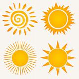 Sun icons4