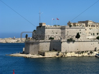 Fort Saint Angelo