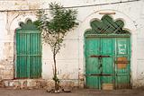 doorway in massawa eritrea ottoman influence
