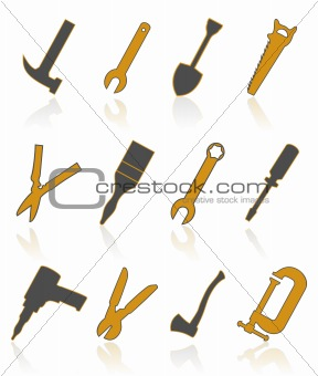 Icons of tools4