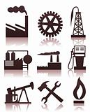 Industrial icons2