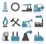 Industrial icons4