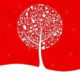 Musical tree2