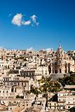 modica in sicily italy