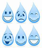 Smile a drop