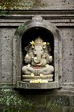 ganesh hindu god in bali indonesia