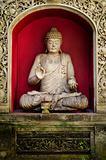 buddha statue in bali indonesia