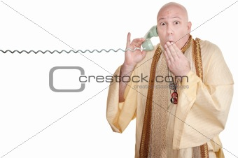 Shocked Monk