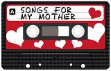 Mother's Day Cassette Tape