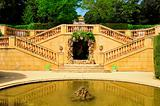 Parc del Laberint d'Horta in Barcelona, Spain