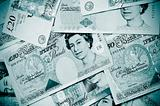 pound notes