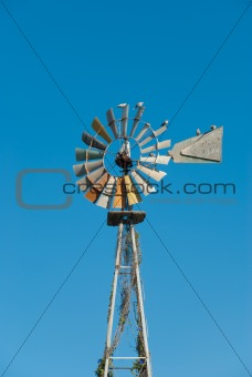 Windmill pump