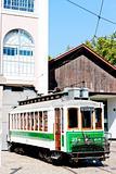 Tram Museum, Porto, Portugal