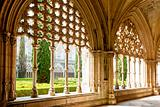 Royal cloister of Santa Maria da Vitoria Monastery, Batalha, Estremadura, Portugal
