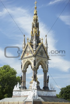 Albert Memorial, London, England