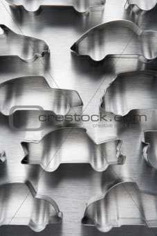 Car Shaped Cookie Cutters