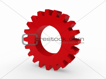 3d gear red