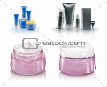Cosmetics collections