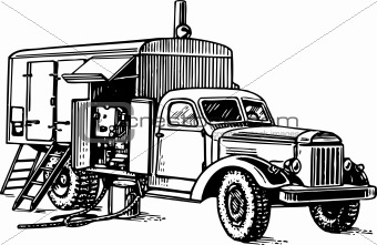 Special truck
