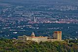 Amazing Medvedgrad castle &amp; Croatian capital Zagreb