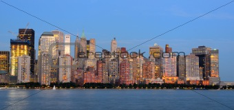 Downtown Manhattan