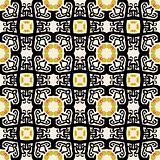 Seamless Arabesque Pattern