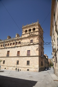 ancient building at Salamanca city