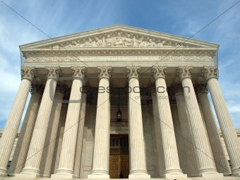 The United States Supreme Court in Washington DC