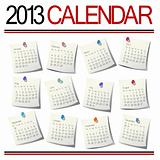 2013 Calendar