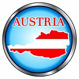 Austria Round Button