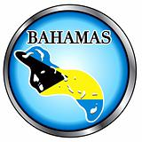 Bahamas Round Button