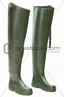 fishing Wellingtons
