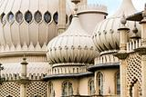 brighton pavillions ornate dome roof