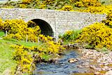bridge near Armadale Bay, Highlands, Scotland