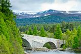 Invercauld Bridge, Highlands, Scotland