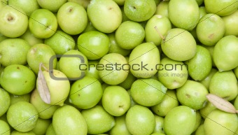 Green Olives